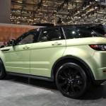 Range Rover Evoque five-door