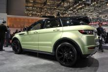Range Rover Evoque five-door