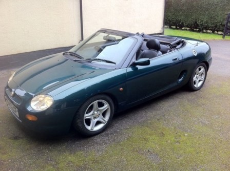 MGF for £500?