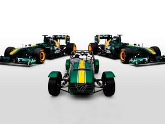 Team Lotus ties up with Caterham