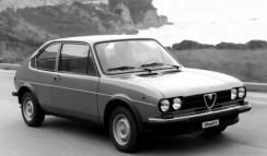 1977 Alfasud Ti Series 2