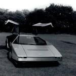 Britain's Lamborghini: the Aston Martin Bulldog concept