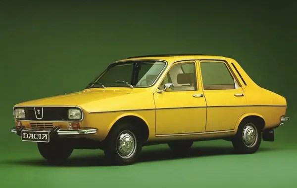 Dacia 1310, AKA the Denem in the UK