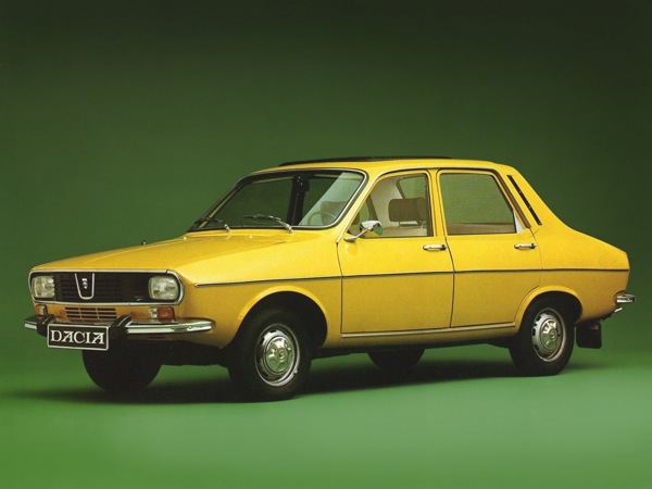 Dacia 1300, AKA the Renault 12 in the UK
