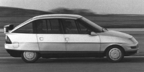Concepts and prototypes : BL Technology ECV3 (1982)