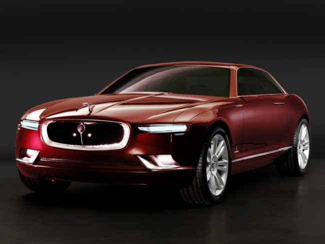 Bertone Jaguar Concepts Design Studies That Stunned The World