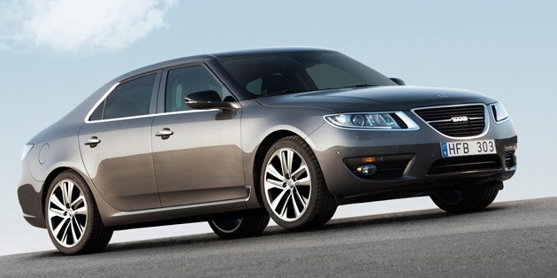 saab time gentlemen, please? aronlinethe saab swansong? the handsome yet gm insignia based new 9 5