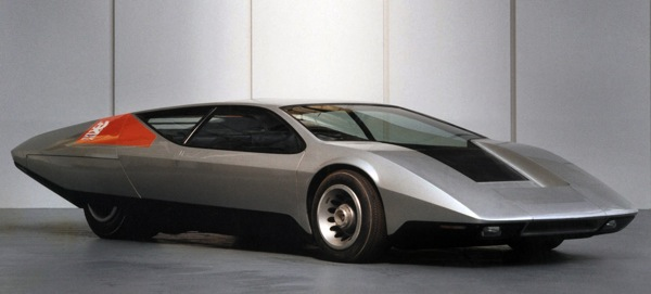 1970 Vauxhall SRV Concept - Wayne Cherry's famous prototype.