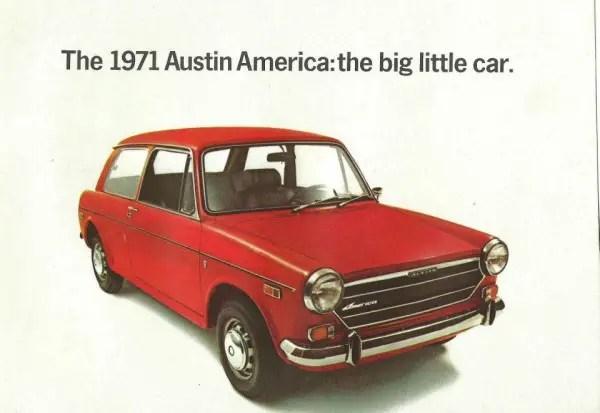 1971 Austin America