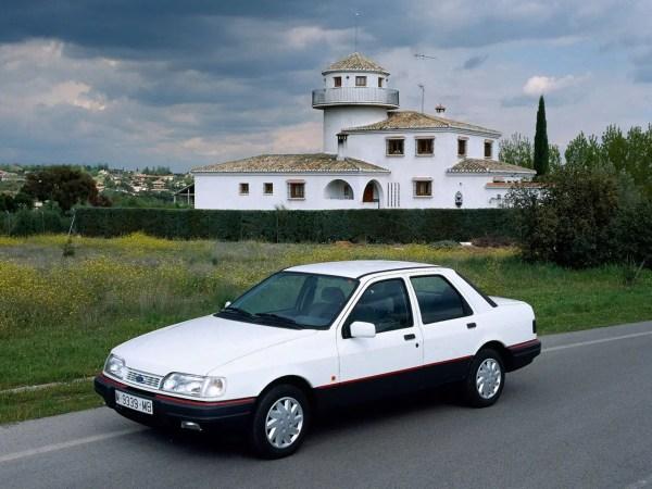 Ford Sierra 1990
