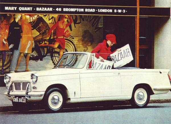 The cars : Triumph Herald/Vitesse development story