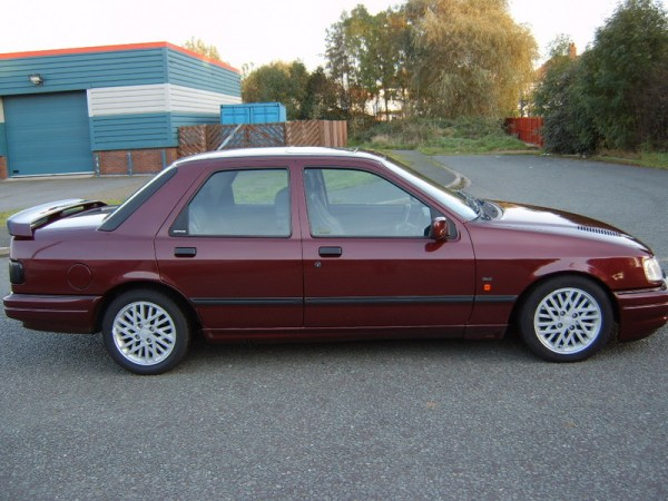 Cosworth - A massive sporting and sales hit!