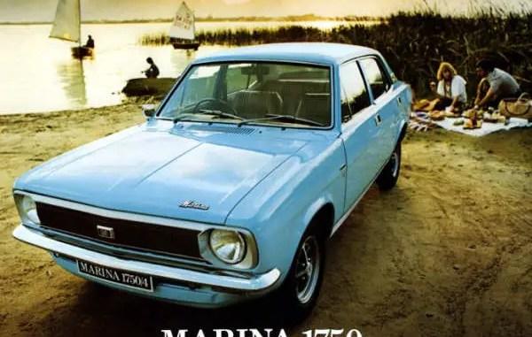 Australian Morris Marina