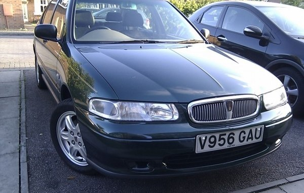 1999 Rover 420 IL with Long T&T - A rare model!