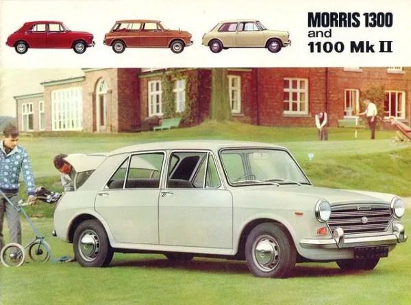 Morris 1100 Mk2