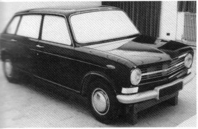 The Austin-Morris story 1968: Forthcoming Austin Maxi was far from resolved, design-wise