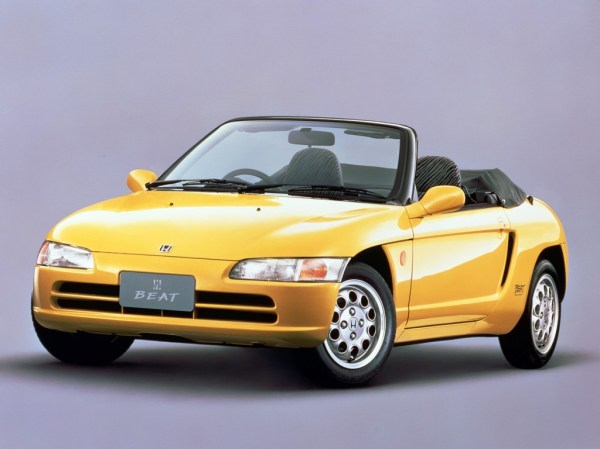 Honda Beat - built in 1991, but totally relevant today.