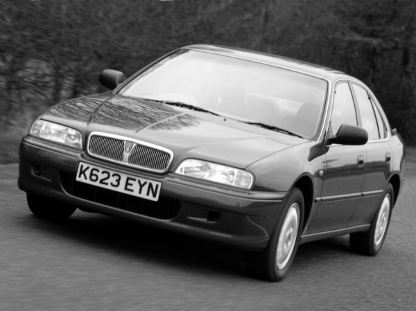 Rover 600 - a great diesel for very little money