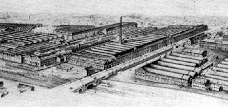 In production : Adderley Park Wolseley Works