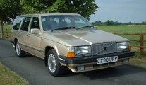The 760 Turbo Estate: A seemingly unbreakable brick that was a quick as hell!
