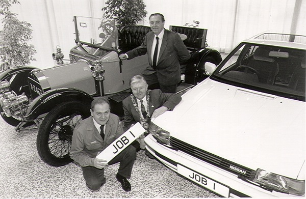 Nissan has come a long way in the UK since 1986