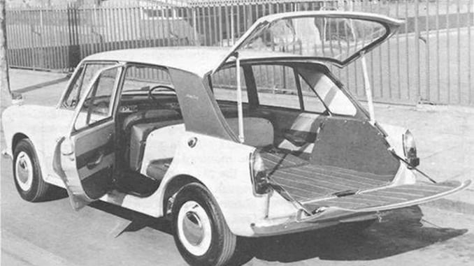 Crayford Austin 1100 hatchback