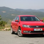 You can get here on one tank of diesel in a Volkswagen Passat TDI Bluemotion