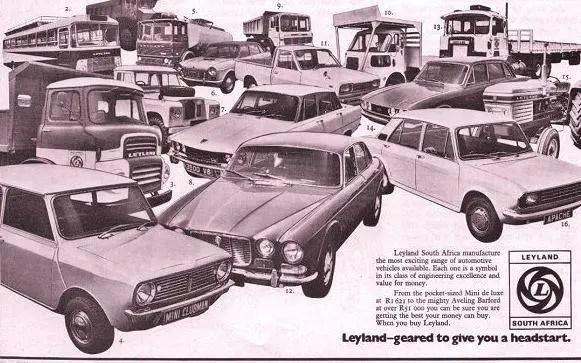 Leyland SA