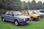 Two generation Estelles - Once commonplace now almost extinct