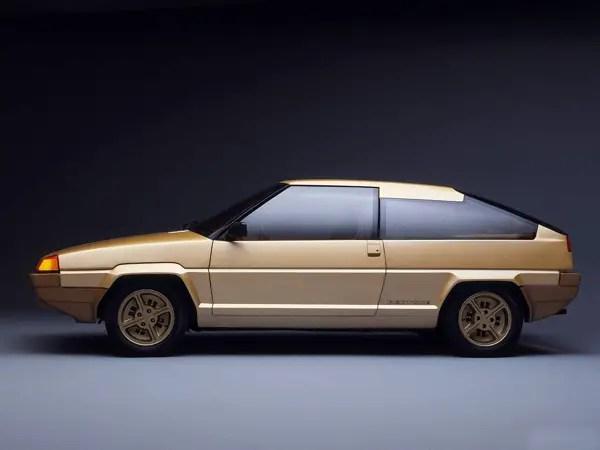 Bertone Tundra concept car