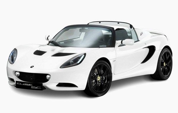 Lotus Elise - are we about to see a RenaultSport powered Caterham Elise?