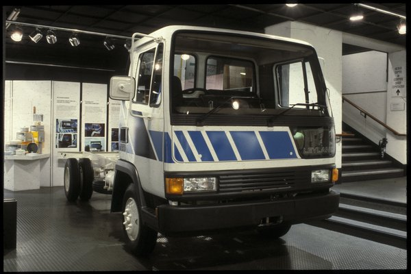 The Trucks : Leyland Roadrunner/Leyland-DAF 45 (1984-1993) - AROnline