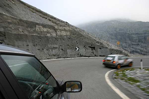 Somewhere in the Alps, the Bangers will rally again in 2012
