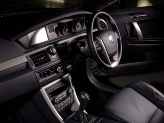 Interior quality of the MG6 has made strides since I last drove one...