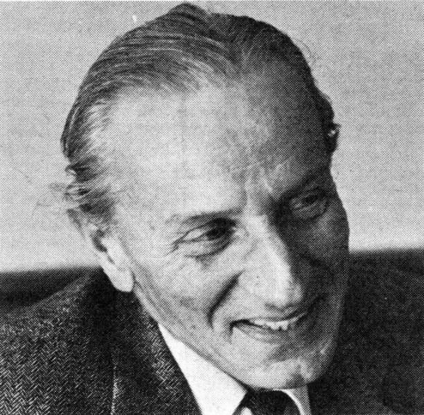 Sir Alec Issigonis