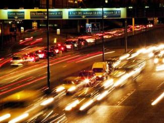 Motorways are losing light...