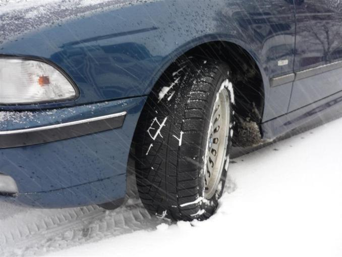 Winter tyres - worth the expense if you need to keep mobile in poor, cold, conditions