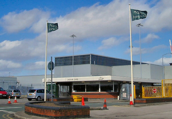 Halewood factory sees agency workers released just before Christmas