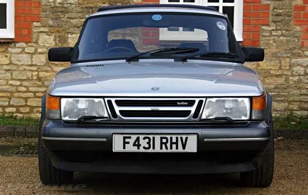 My Saab 900 - a car I'll probably keep forever
