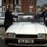 Arthur and Terry settle on the Capri Mk2, and not the Escort...