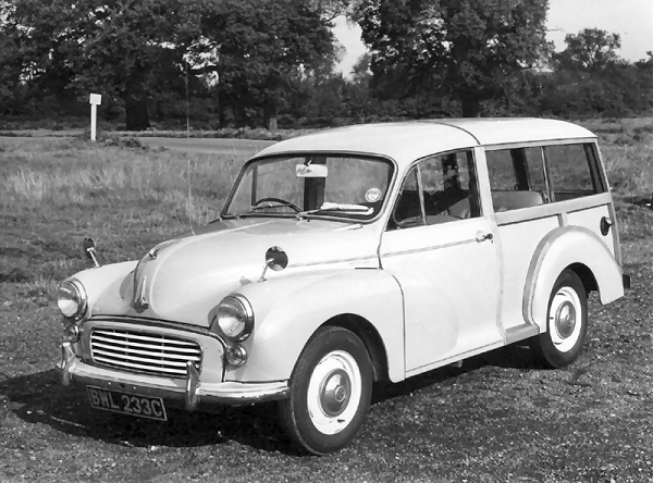 1962 Morris Minor to continue in production in current form