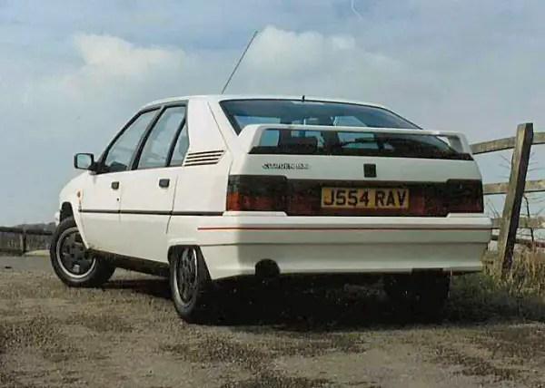 HYDRAULIC PUMP BELT Citroen BX GTI 1.9 16v Petrol 1987/>93