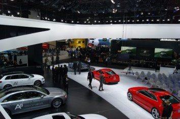 The best of new British iron at the Detroit Motor Show