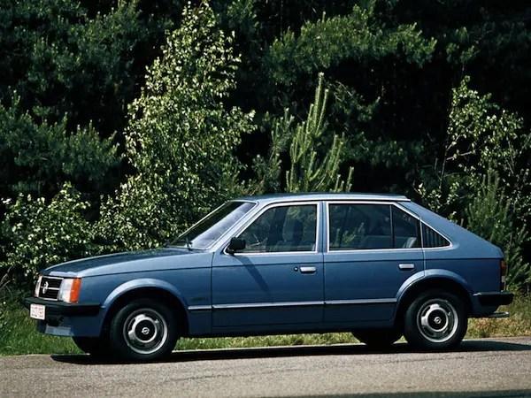 Vauxhall Astra Mk1 Unsung Heroes