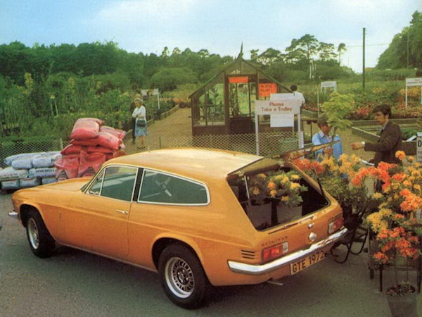 1972 Reliant Scimitar: the ultimate sporting hold-all?