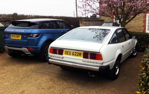 Should JLR be looking at a car to brindge the gap between Jaguar and Land Rover?