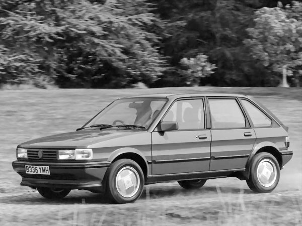 The turning point: MG Maestro EFI