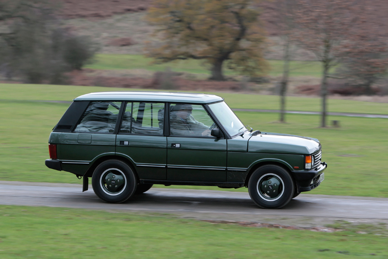 Range Rover Usa >> News Land Rover Usa Hits The Quarter Century Aronline