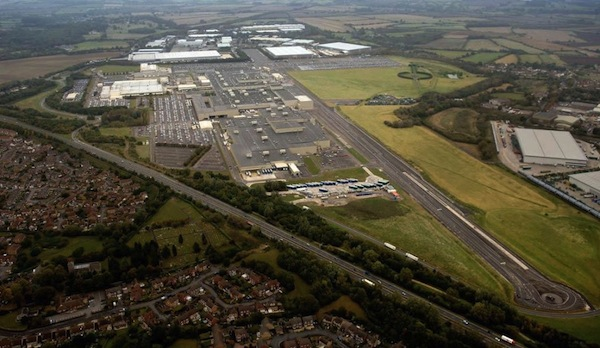 Honda's UK production facility is expanding
