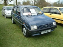 The Metro changed the fortunes of Longbridge back in 1980 - this 89 GS model was factory fresh